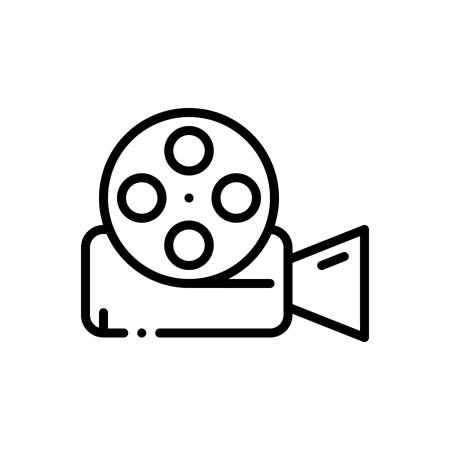 Icon for video,reel