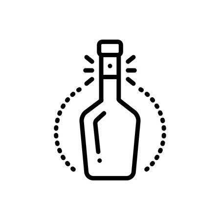 Icon for bottleneck,spout