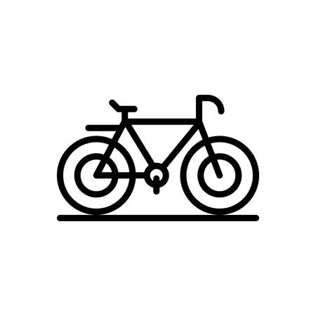 Icon for cycle,bicycle