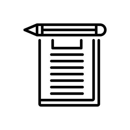 Icon for exam,examination