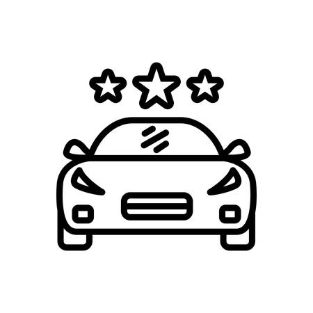 Icon for vehicle,conveyance