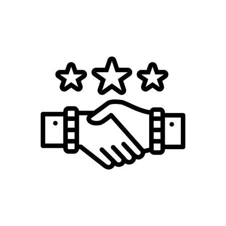 Icon for partnership,copartnership