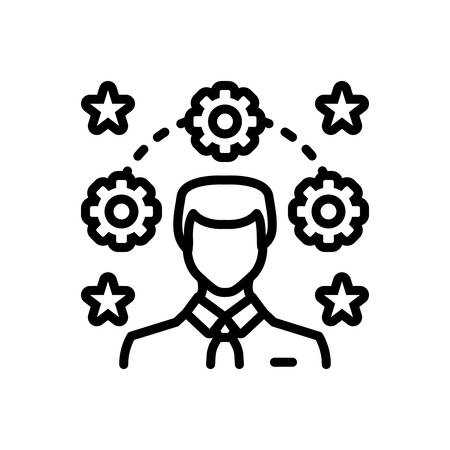Icon for strategy,strategics