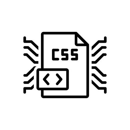 Icon for css,coding
