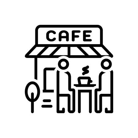 Icon for cafes,cafeteria