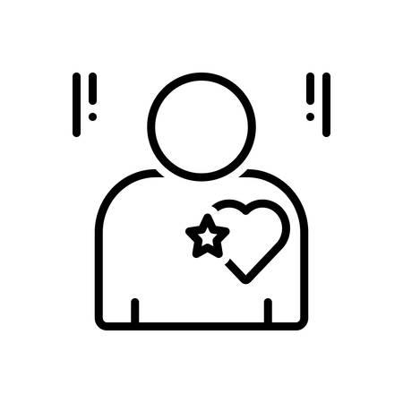 Icon for candor,candour