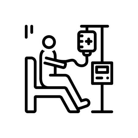 Icono de quimioterapia, quimioterapia