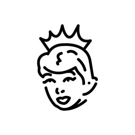 Icon for cinderella,girl