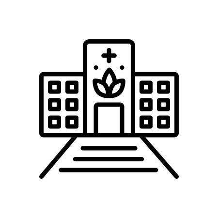 Icon for dispensaries,dispensary