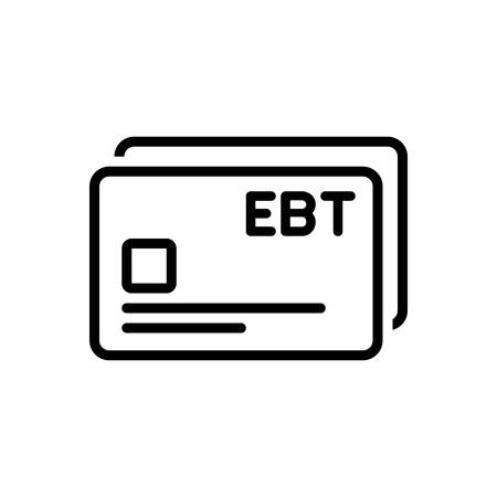 Icon for ebt,card