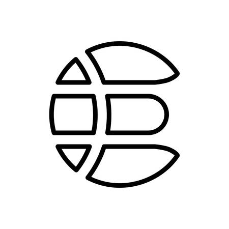 Icon for elasticsearch,logo Ilustracja