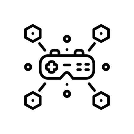 Icon for gamify,activity  イラスト・ベクター素材