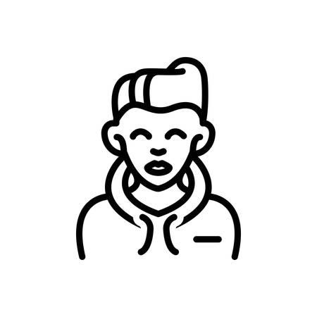 Icon for boy,bloke