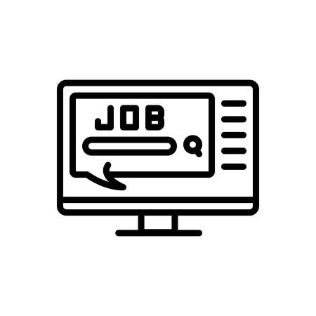 Icon for job,task Banco de Imagens - 129468305