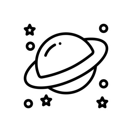 Icon for hyperion,earth  イラスト・ベクター素材