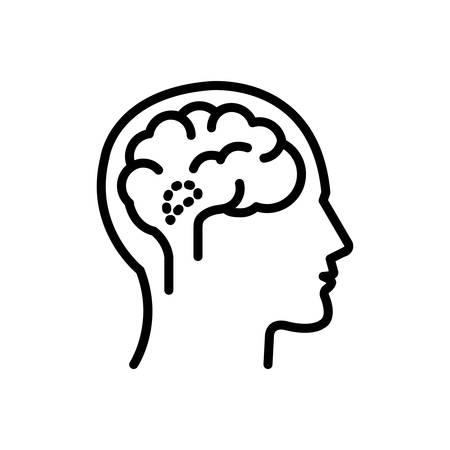 Icon for hypothalamus,endocrine