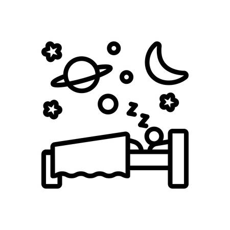 Icon for sleep,slumber