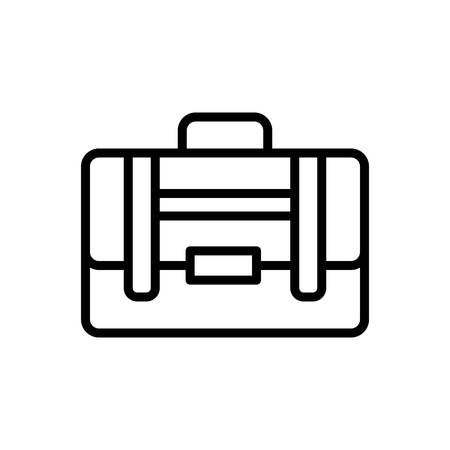 Icon for suitcase,portmanteau