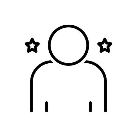 Icon for individual,person