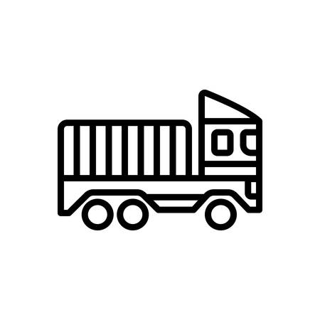 Icon for transportation,transport