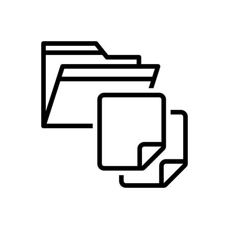 Icon for files,dossier