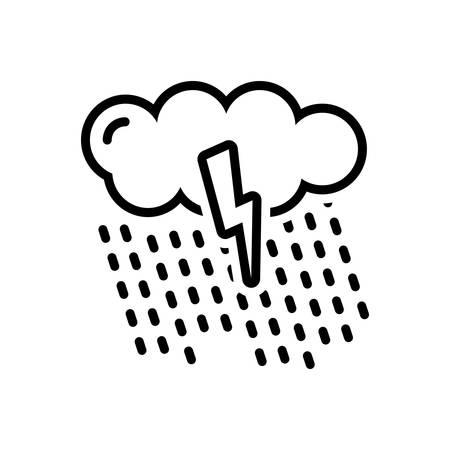 Icon for rain,drop Foto de archivo - 130467246