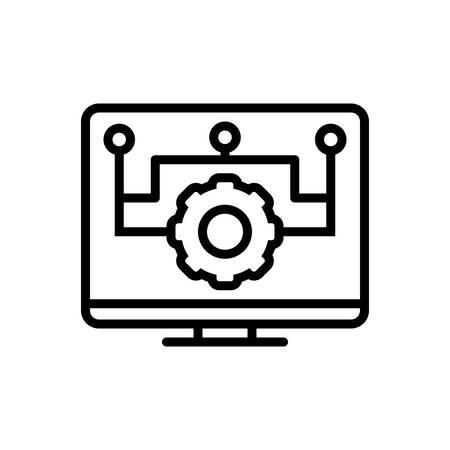 Icon for api ,data,api technology