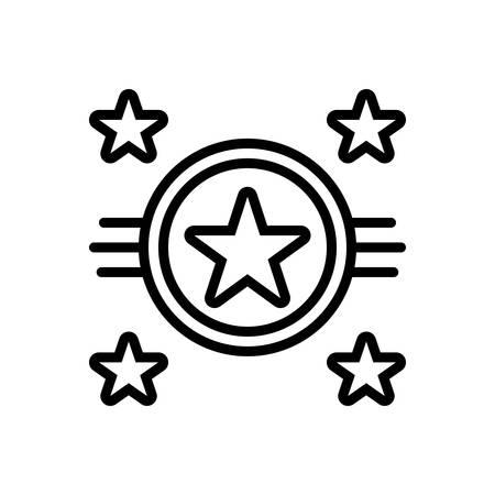 Icon for stars, sparkle