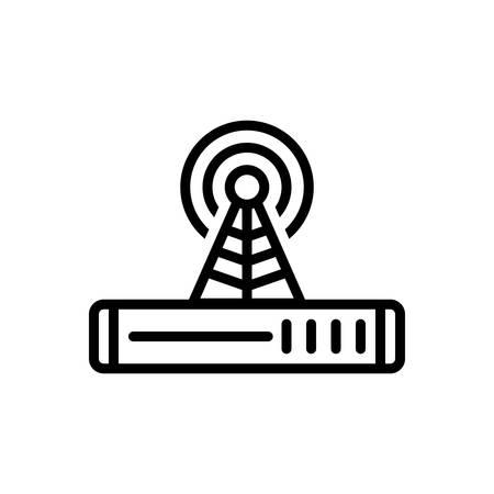 Icon for signal,indication Ilustração