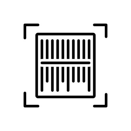 Icon for scanner ,machine