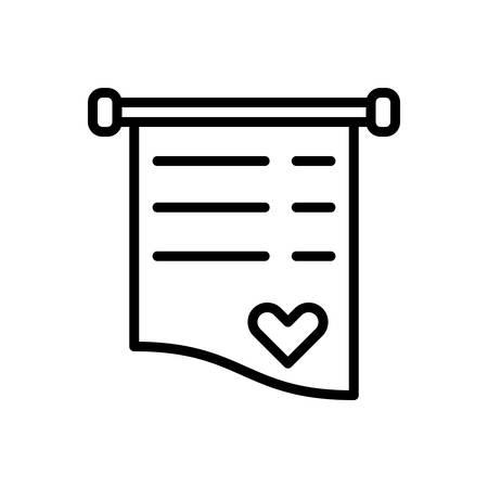 Icon for invite ,card