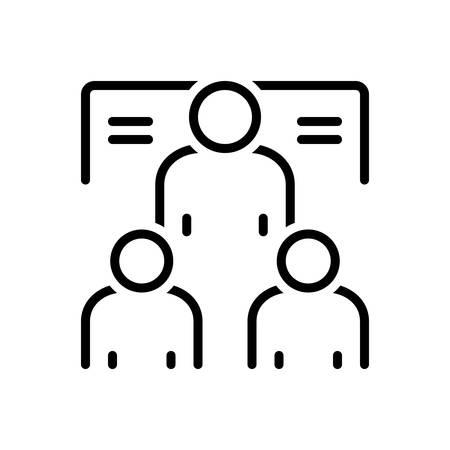 Icon for mentorship,member
