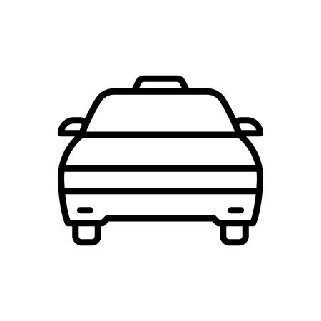 Icon for cab,taxi