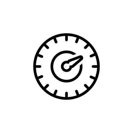 Icon for test,speed 向量圖像