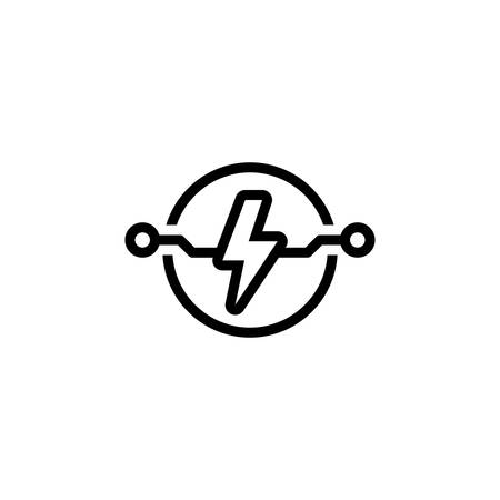 Icon for electric,power