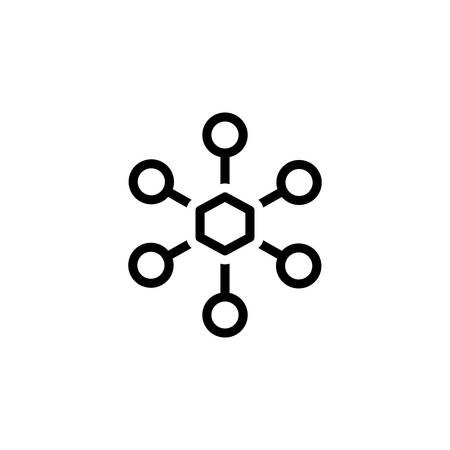 Icon for network,connect