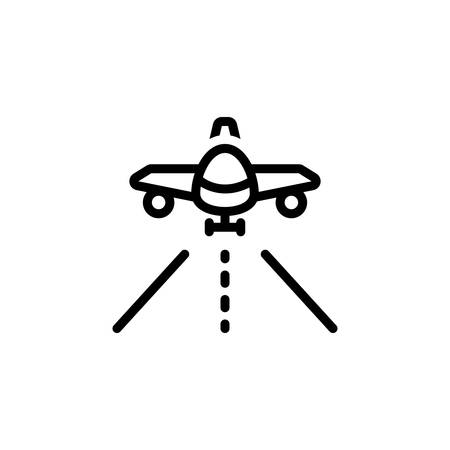 Icon for landing,aircraft