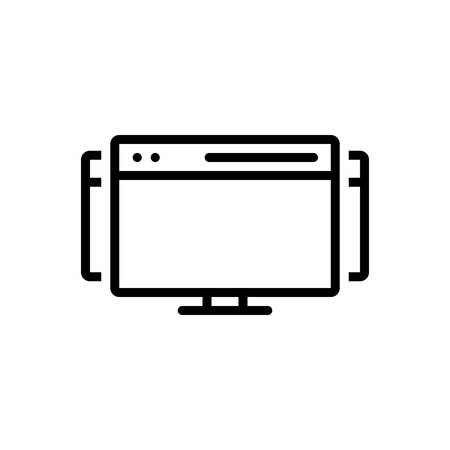 Icon for multisite,browser