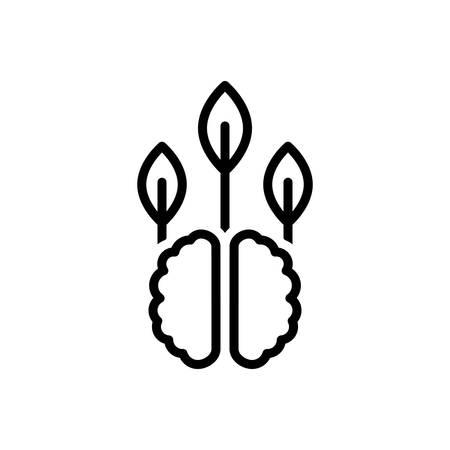 Icon for newfangled,trendy Illustration
