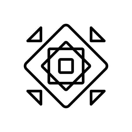 Icon for modularize,modular