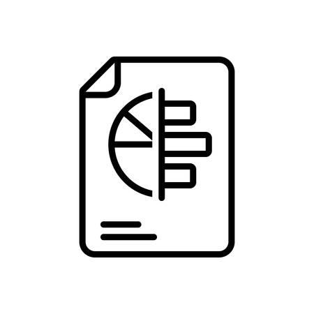 Icon for reports,statistics