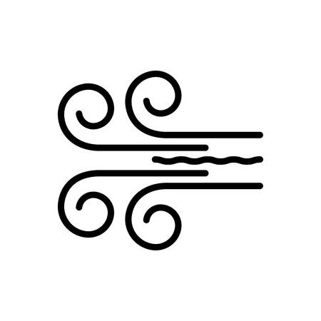 Icon for wind,air
