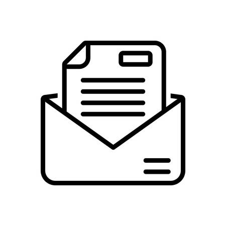 Icon for letter,messages