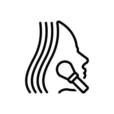 Icon for makeup,makeover Standard-Bild - 130472265