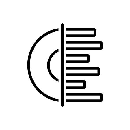 Icon for record,turntable