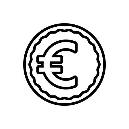 Icon for euro,exchange