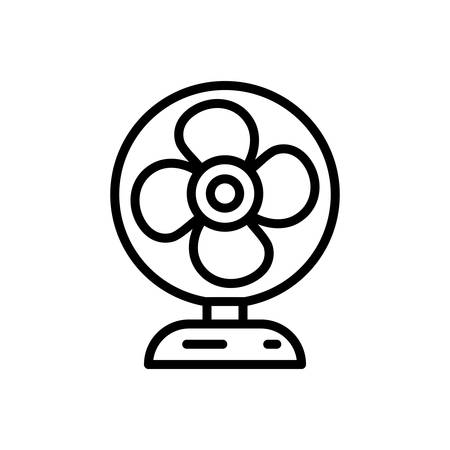 Icon for fan,table