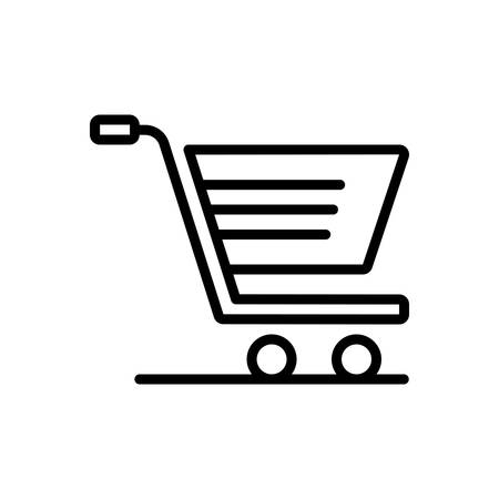 Icon for shopping,cart Banco de Imagens - 130474934