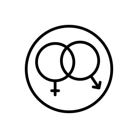 Icon for sex,unisex