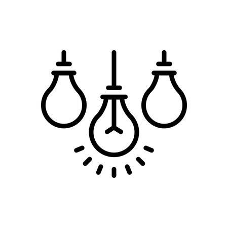 Icon for originality,smart ideas